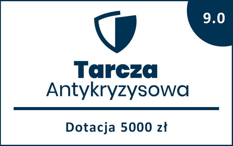 Tarcza 9 - dotacja 5000 zł